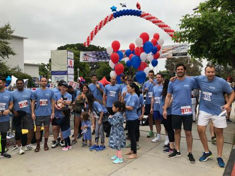 5K & 10K Palisades Run to support pediatric hearing loss